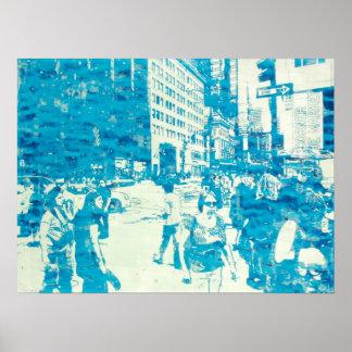 5to Avenida Nueva York Póster