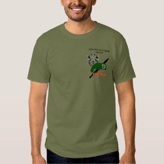 5to CAMISETA de VIETNAM del GRUPO de las FUERZAS Camisas