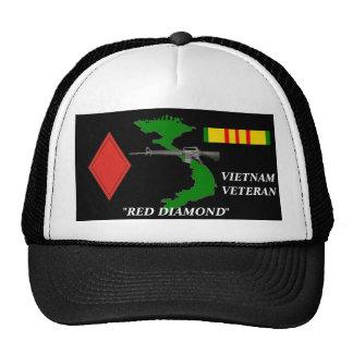 5to Casquillo de la bola de Vietnam de la infanter Gorras De Camionero
