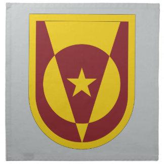 5to Comando del transporte Servilleta