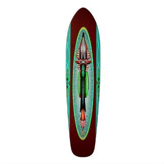 5to Cubierta del monopatín de Rocket de la dimensi