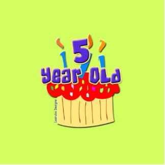 5to Cumpleaños Fotoescultura Vertical