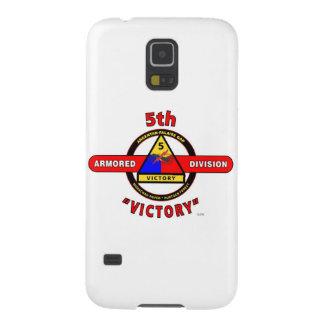 """5to DIVISIÓN de la """"VICTORIA"""" de la DIVISIÓN Carcasas De Galaxy S5"""