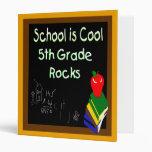 5to La escuela primaria es carpeta fresca