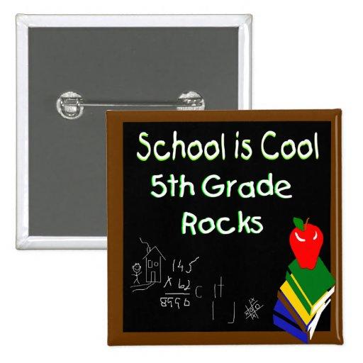 5to La escuela primaria es fresca Pins