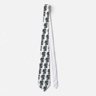 5to lazo de destello del veterano de las boinas ve corbatas personalizadas