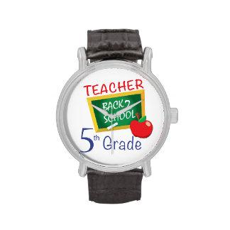 5to Profesor del grado