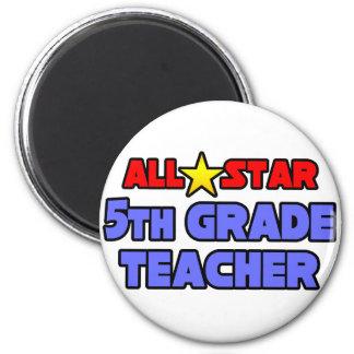 5to profesor del grado de All Star Iman