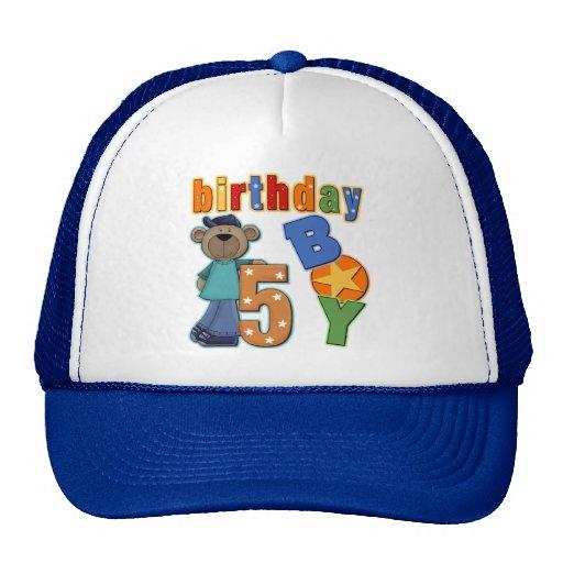 5to Regalo de cumpleaños Gorras