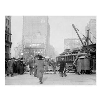 5to y Broadway, NYC: 1900s tempranos Postal