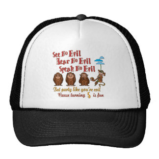 5tos regalos de cumpleaños de la diversión gorra