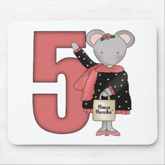 5tos regalos de cumpleaños del ratón tapete de raton