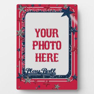 5x7 Baseball Card Frame 3-Marry Me