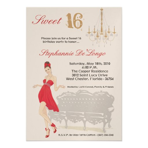5X7 Invitation Paper for awesome invitations sample