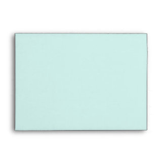 5x7  Envelope Option 1 Seahorse Anchor Turquoise