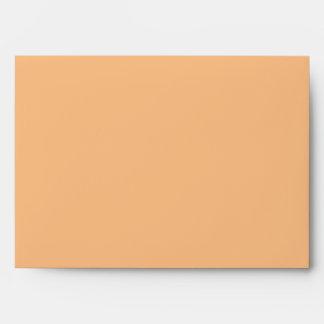 5x7  Envelope Option 2 Orange Tiger Lilly w/Stripe