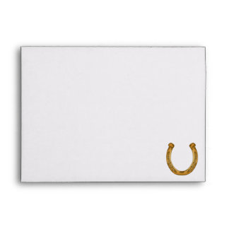 5x7  Envelope Option 4 Wagon Wheel/Horse Shoe Suns