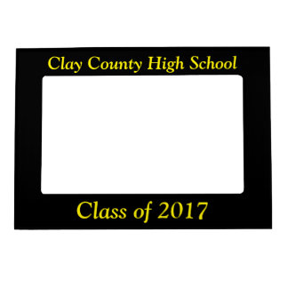 5x7 Magnetic Graduation Picture Frame