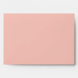 5x7 Pink Outside Abby's Farm Inside Envelope