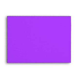 5x7 purple envelope