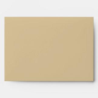 5x7 Sand Envelope