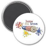 5x8-homeofbrave-firecracker magnet