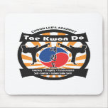 600-5 Choon Lee's Tae Kwon Do Mouse Pad
