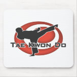600-6 Tae Kwon Do Mouse Pad