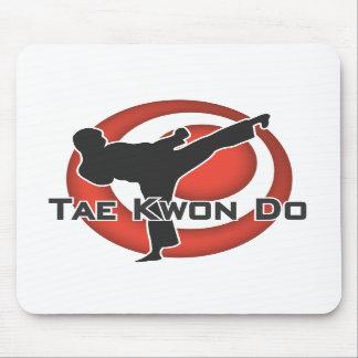 600-6 Tae Kwon Do Mouse Pad