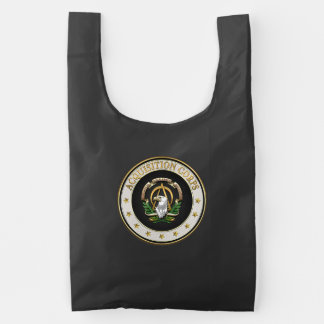 [600] Acquisition Corps (AAC) Branch Insignia [3D] Reusable Bag