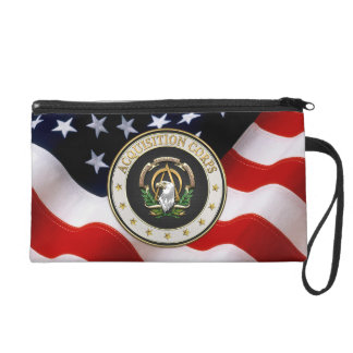 [600] Acquisition Corps (AAC) Branch Insignia [3D] Wristlet
