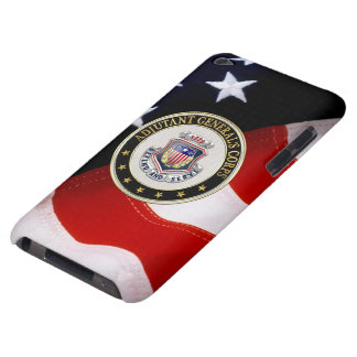 [600] AG Corps Regimental Insignia [3D] Barely There iPod Cover