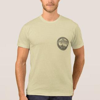 [600] Árbol de la vida céltico [plata] Camiseta
