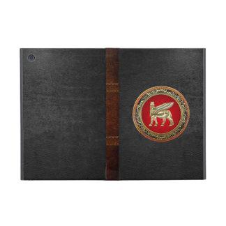 [600] Babylonian Winged Bull Lamassu [3D] iPad Mini Cases