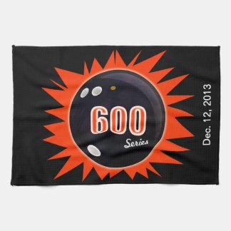 600 Bowling Series Towels