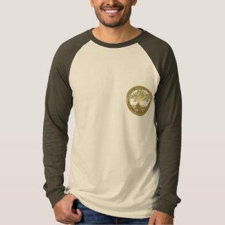 [600] Celtic Tree of Life [Gold] Tee Shirt