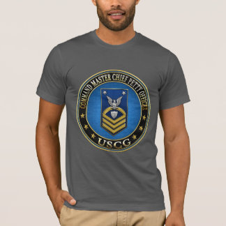 [600] CG: Command Master Chief Petty Officer (CMC) T-Shirt