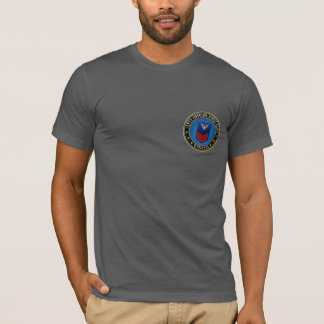 [600] CG: Petty Officer First Class (PO1) T-Shirt