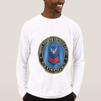 [600] CG: Petty Officer Second Class (PO2) T-Shirt