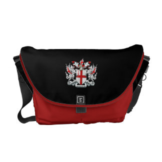 [600] City of London - Coat of Arms Courier Bag