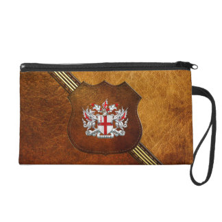 [600] City of London - Coat of Arms Wristlet