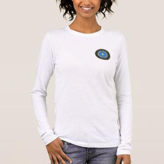 [600] Coast Guard: Ensign (ENS) Long Sleeve T-Shirt