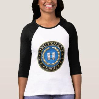 [600] Coast Guard: Lieutenant (LT) T-Shirt