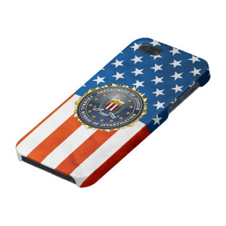[600] FBI Special Edition Cover For iPhone 5/5S