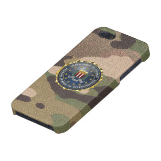[600] FBI Special Edition iPhone 5/5S Case