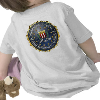 [600] FBI Special Edition Tee Shirts
