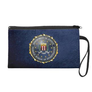 [600] FBI Special Edition Wristlet Purse