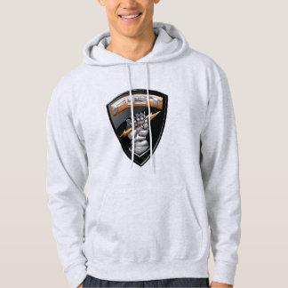 [600] Forward Observer (FIST) [Emblem] Hooded Sweatshirt