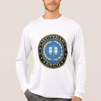[600] Guardacostas: Teniente (LT) Camiseta