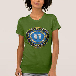 [600] Guardacostas: Teniente (LT) Camisetas